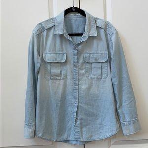 J Brand Button Down Shirt